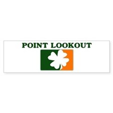 Point Lookout Irish (orange) Bumper Bumper Sticker