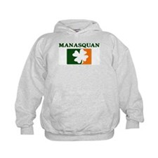 Manasquan Irish (orange) Hoodie