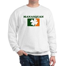 Manasquan Irish (orange) Sweatshirt
