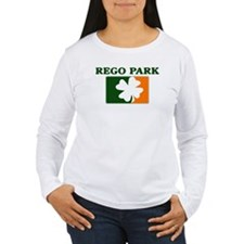 Rego Park Irish (orange) T-Shirt