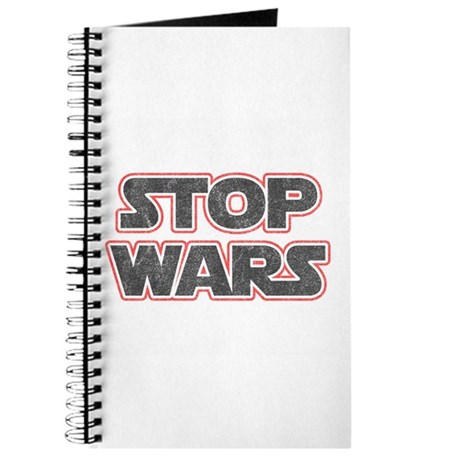 Stop Wars Journal