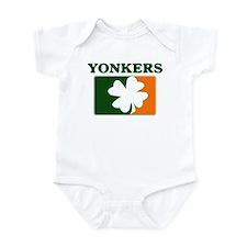 Yonkers Irish (orange) Infant Bodysuit