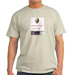 The Joy of Lard Light T-Shirt