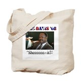 Clay Davis '08 Tote Bag