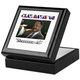 Clay Davis '08 Keepsake Box