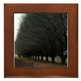 Peace Valley Framed Tile