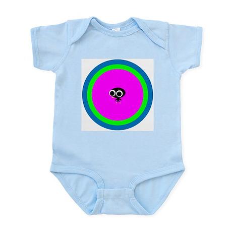 CLARISSA COO-COO Infant Creeper
