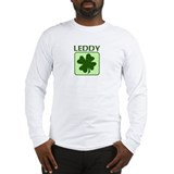 LEDDY Family (Irish) Long Sleeve T-Shirt