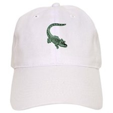 Florida Alligator Baseball Cap