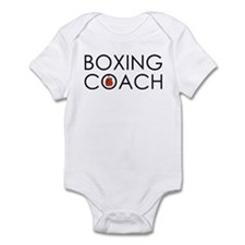 Boxing Coach Infant Bodysuit