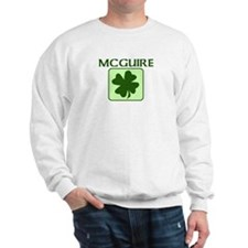 MCGUIRE Family (Irish) Sweatshirt