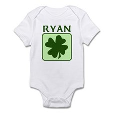 RYAN Family (Irish) Onesie