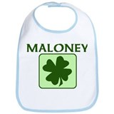 MALONEY Family (Irish) Bib
