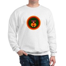 ROLO OWL W/BIO ON BACK Sweatshirt