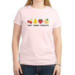 Eat Your Fruits Women's Light T-Shirt