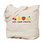 Eat Your Fruits Tote Bag