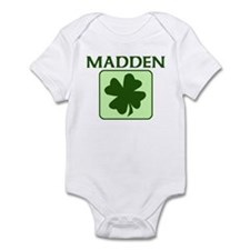 MADDEN Family (Irish) Infant Bodysuit