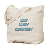 LOST is my Constant Tote Bag