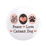 Peace Love Canaan Dog 3.5