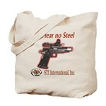 "STI ""Fear no Steel"" Tote Bag"
