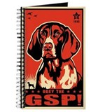 German Shorthaired Pointer! Dog Journal