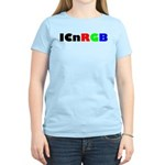 ICnRGB Women's Light T-Shirt