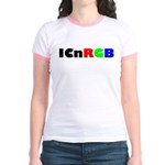 ICnRGB Jr. Ringer T-Shirt
