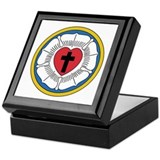 Luther's Seal Keepsake Box