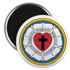 "Luther's Seal 2.25"" Magnet (10 pack)"