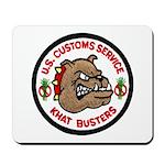 Khat Busters Mousepad