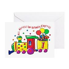 Birthday Express 1st Greeting Card