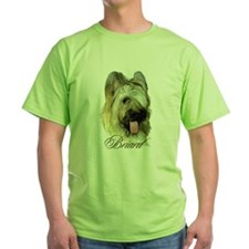 Briard Headstudy T-Shirt