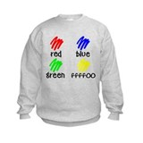 Colors for Smart Babies Sweatshirt
