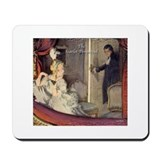 Opera Box Mousepad