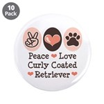 Peace Love Curly Retriever 3.5