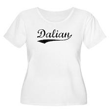 Vintage Dalian (Black) T-Shirt