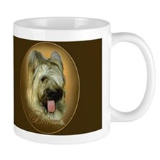 Briard Medallion Coffee Mug