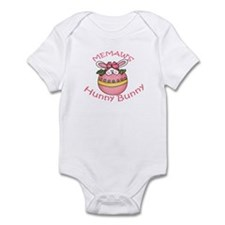 Memaw's Hunny Bunny GIRL Infant Bodysuit