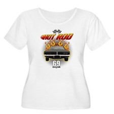 69 Charger - Hot Rod T-Shirt
