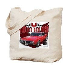 69 Firebird - The Big Bad Bir Tote Bag