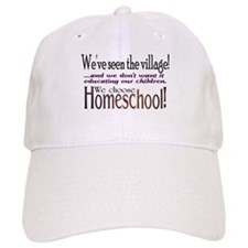 Unique Homeschool Baseball Cap