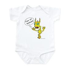 Jesus Freak Infant Bodysuit