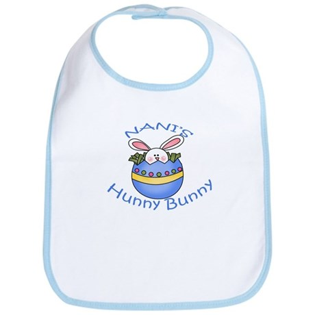 Nani's Hunny Bunny BOY Bib