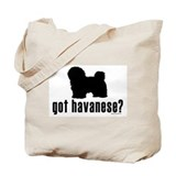 got havanese? Tote Bag