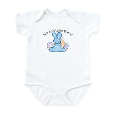 Nonna's Little Bunny Boy Onesie