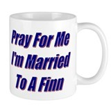 Pray For Me Small Mug