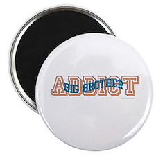 "BIG BROTHER ADDICT 2.25"" Magnet (100 pack)"