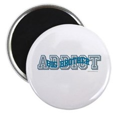 "BIG BROTHER ADDICT 2.25"" Magnet (100 pack)"