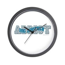 BIG BROTHER ADDICT Wall Clock