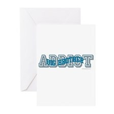 BIG BROTHER ADDICT Greeting Cards (Pk of 10)